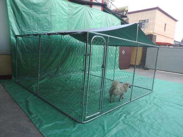 Factory Wholesale Chain Link Dog Cage
